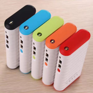 10000mAh Portable External Battery Charger Power Bank for Cell Phone pictures & photos