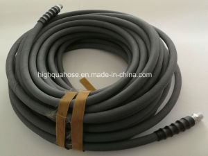 Flexible Rubber Hydraulic Hose High Pressure Washer Hose pictures & photos