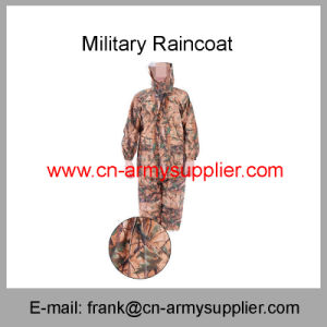 Duty Raincoat-Traffic Raincoat-Police Raincoat-Military Raincoat-Army Raincoat pictures & photos