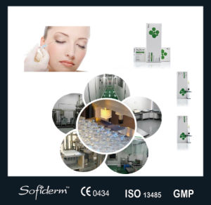 Sofiderm Anti-Wrinkles and Anti-Aging High Quality Injectable Hyaluronic Acid Dermal Filler with Ce pictures & photos