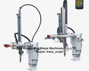 Robot Arm for Injection Molding Machine pictures & photos