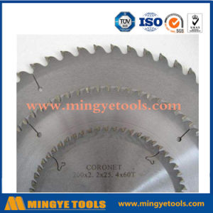 Plywood V-Cutting Tct Circular Saw Blade pictures & photos