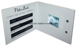 2.4inch TFT LCD Promotional Wedding Invitation Video Greeting Cards (VC-024) pictures & photos