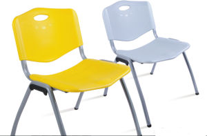 Comfortable Plastic Steel Metal Visitor Chairs