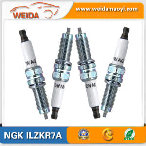 Car Engine Genuine Parts Spark Plug Ngk Ilzkr7a for Audi