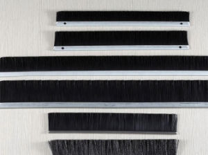 Door Bottom Seal Brush with PP Bristles pictures & photos