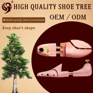 Light Wood Shoe Stretcher, Shoe Tree
