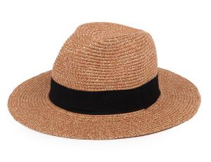 Beautiful Style Mix Color Paper Braid Straw Hat Sunny Straw Hat