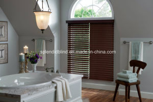 Basswood Blinds Fashion Blinds Quality Windows Blinds pictures & photos