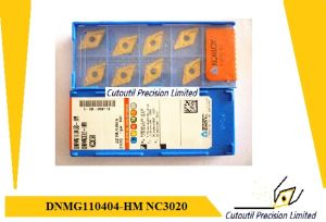 Korloy Dcmt11t308-Hmp Nc3120 Turning Insert for Sdjcr Turning Tools Carbide Insert pictures & photos