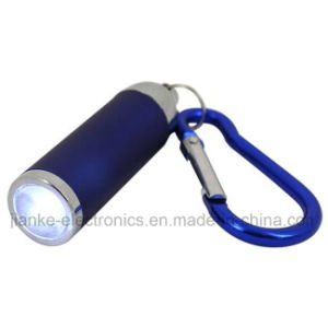Promotion Gifts Mini LED Light Torch with Logo Printed (4079)