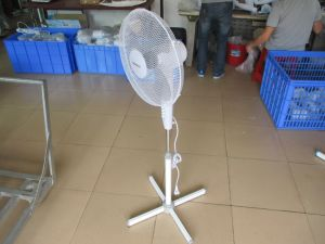 Inspection for Floor Fan
