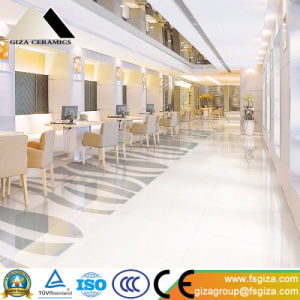 China Pure Grey Polished Porcelain Tile 600*600mm for Floor and Wall ...