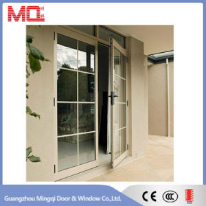 PVC Casement Glass Swing Door