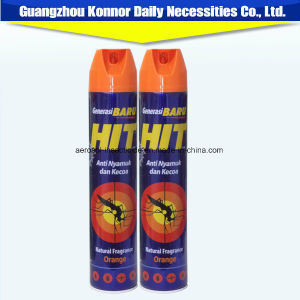 Aerosol Insecticide Spray 750ml Kill Mosquitoes, Cockroaches and Other Pests pictures & photos