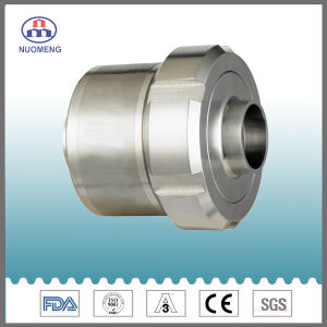 Sanitary Stainless Steel Welded Check Valve (RZ13-SMS-No. RZ4121) pictures & photos