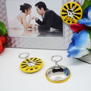 Factory Good Quality Custom Prints Logo Keychain Bottle Opener pictures & photos