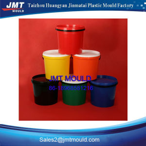 Plastic Injection Paint Bucket Mould