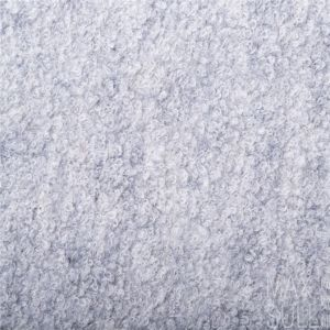 Wool /Cotton /Acrylic Mixed Wool Fabric for Autumn Season in Gray