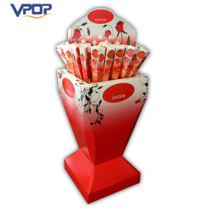 Gift Paper Display Dump Bin Stand for Store Retail Sale