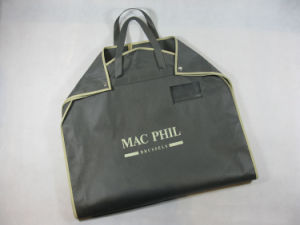 Shopping Garment Bag, PP Non-Woven Bag with Customized Logo (MECO237) pictures & photos
