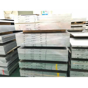 0.5-150mm Thickness Aluminum Sheet Platewith Mill Finish