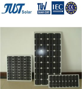Solar Energy 130W Mono Solar Panels for Iran Market pictures & photos