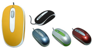 3D Optical Mouse/Wired Mouse/Computer Mouse (LHX-M670)