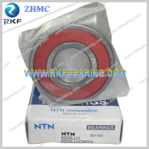6203 LU NTN Ball Bearing 17x40x12 mm deep groove ball bearing 6203LLU