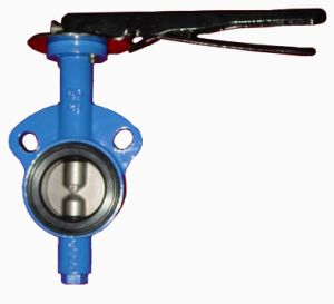 BV3000s Wafer Type Butterfly Valve