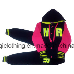 Winter Kids Girl Sport Suit for Children Clothes