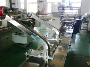 Muti- Row Biscuit Packing Machine pictures & photos