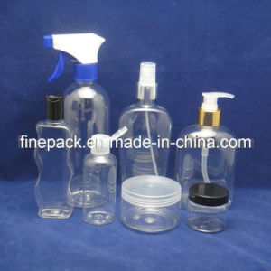 2013 Plastic Cosmetic Packaging Bottles (Finepack)