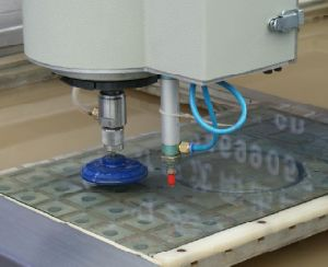 4-Axis CNC Water Jet Machine pictures & photos
