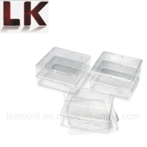 Brilliant Acrylic Transparent Plastic Molded Food Storage Containers