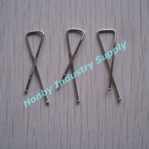 34mm X Shape Crossover Metal Shirt Clip for Garment Packing (H0119C)