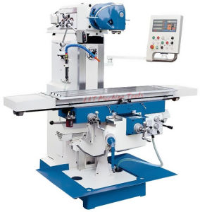 Universal Milling Machine (Milling Machine XL6236) pictures & photos