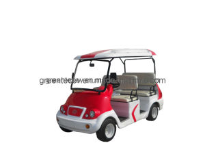 5 Seater of Electric Golf Car 3kw/4kw 48V (GLT1051)