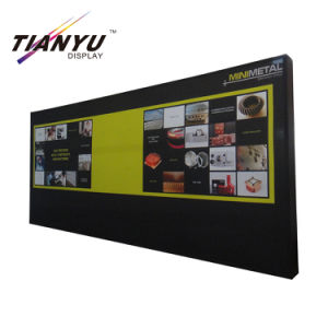 Pop up Exhibition Stands Trade Show Display Pop up Stand Portable Exhibit Stand
