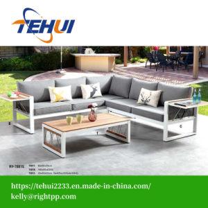 Hotel Patio Polywood Aluminum Sofa Set
