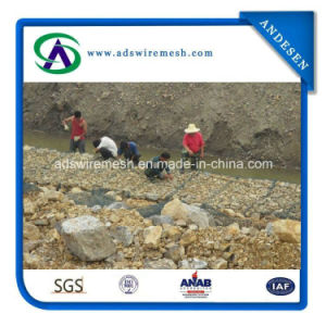 2.7mmx1X1X1m Low Cost Stone Wire Mesh Gabion Box pictures & photos