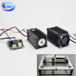 445nm 3.5W High Power Blue Laser Diode Module for Cutting pictures & photos