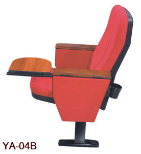Comfortable Fabric Cinema Chair with Back Cup Holder (YA-04B) pictures & photos