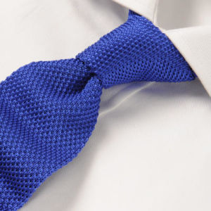 Men′s Fashionable 100% Polyester Knitted Necktie pictures & photos
