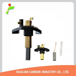 Vacuum Cleaner Spare Parts Motor Carbon Brush&Holders pictures & photos