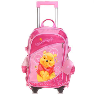 OEM Design Kids Trolley School Bag pictures & photos
