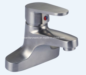 Single Series Stainless Steel Basin Faucet