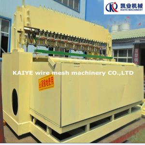 Concrete Reinforcing Steel Wire Mesh Welding Machine pictures & photos