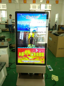 Double Side LCD Display Network Advertising Player pictures & photos