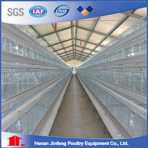 Hot Galvanization Poultry Farm Layer Chicken Cage pictures & photos